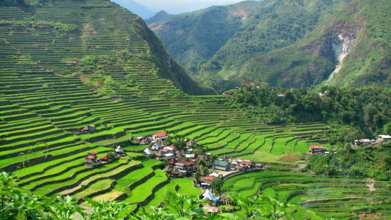 Reisterrassen von Banaue Nordphilippinen Reise für junge Leute traveljunkies