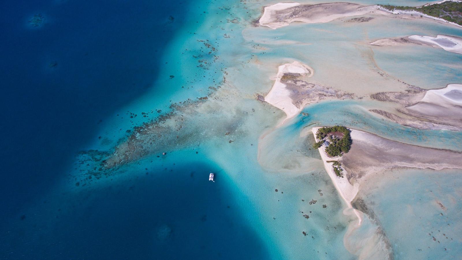 Segelreisen Südsee Französisch Polynesientraveljunkies