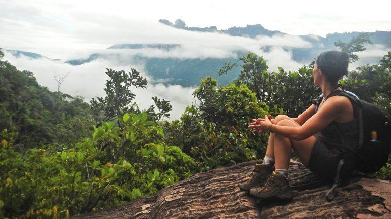 Salto Angel in Venezuela trekking auyan Tepui und canaima traveljunkies