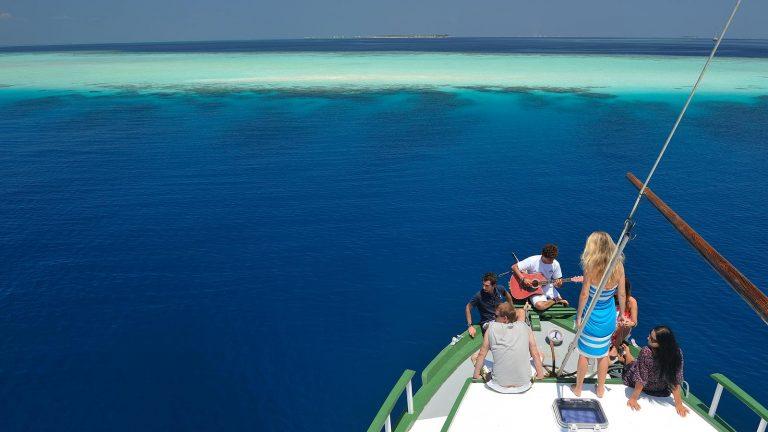 Segelkreuzfahrt auf den Malediven traveljunkies