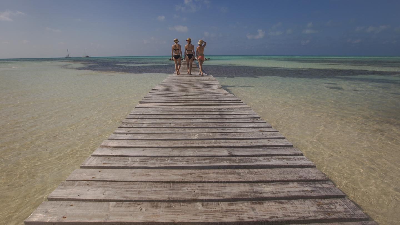 Segeln an der kubanischen Küste Segeltörn Karibik traveljunkies