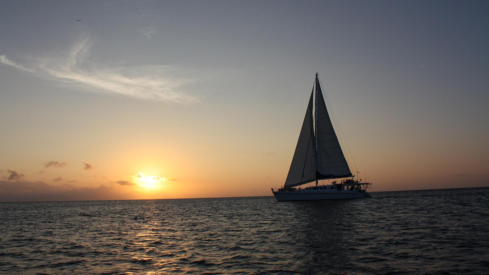 Segeltörn Galapagos Inseln bei Ecuador - Südamerika