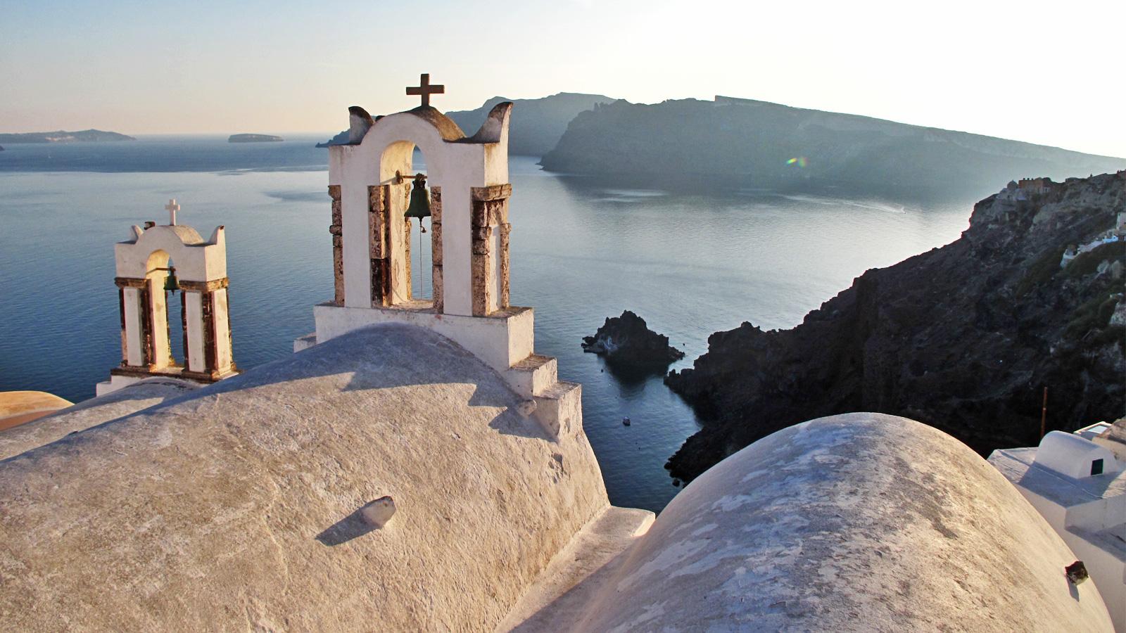 Segeln in Griechenland Von Santorini nach Athen Gruppenreise traveljunkies