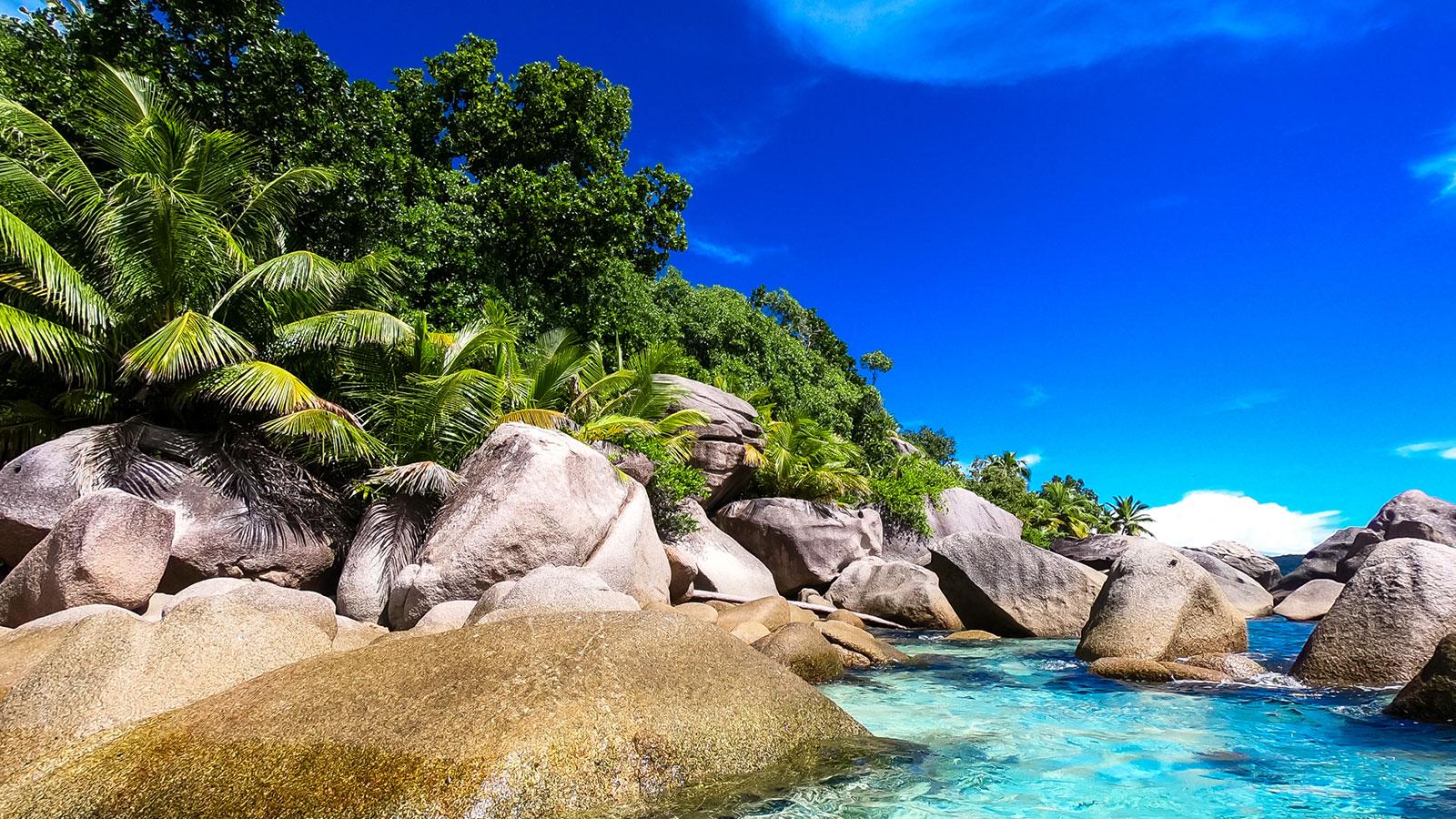 Segelurlaub auf den Seychellen Segeltörn Afrika traveljunkies