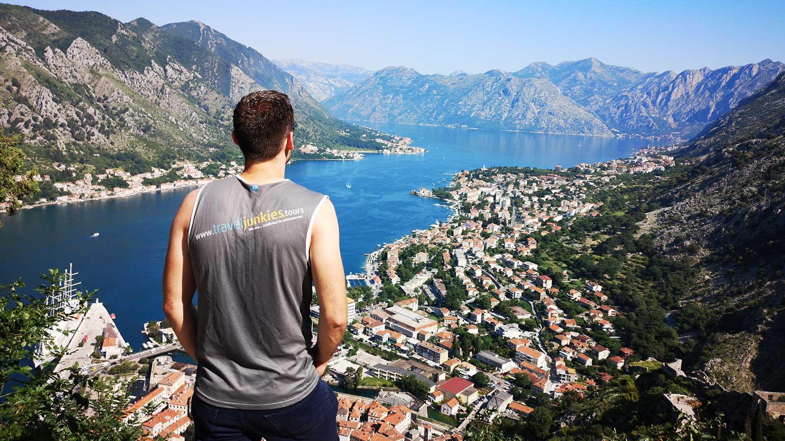 Segelurlaub in Montenegro und Kroatien Segeltörn Europa traveljunkies