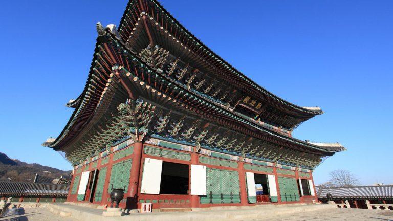 Seoul Palast Südkorea Erlebnisreise traveljunkies