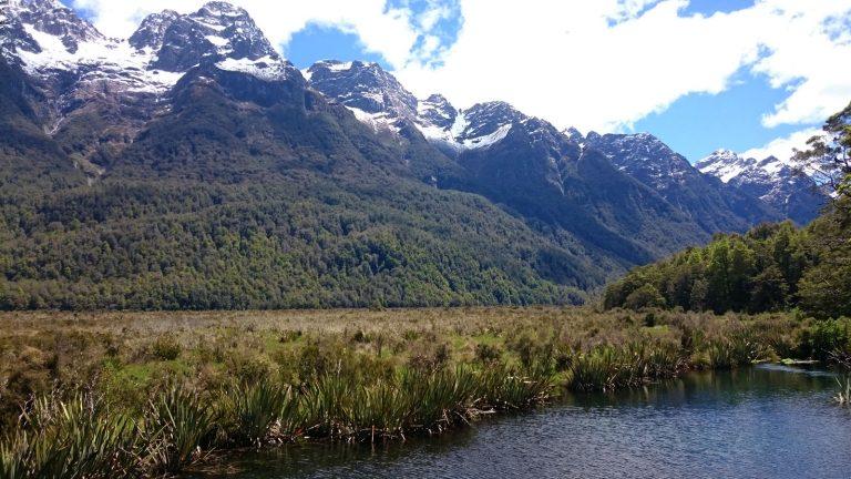 Te Anau aktive Gruppenreise Neuseeland Südinsel traveljunkies