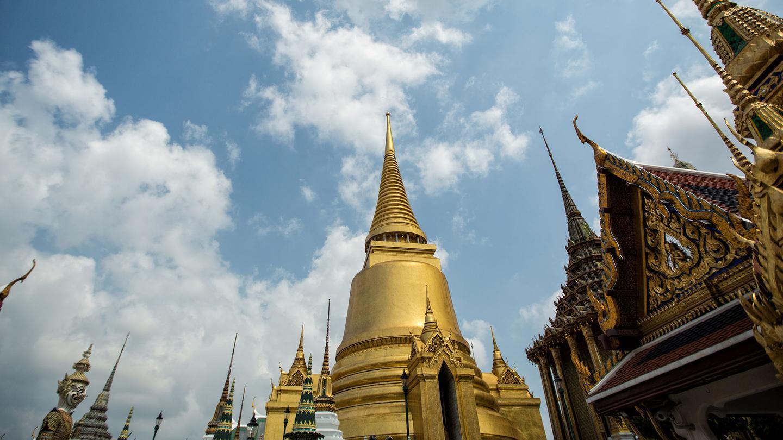 Tempel Chiang Mai Reisen für junge Leute Thailand traveljunkies