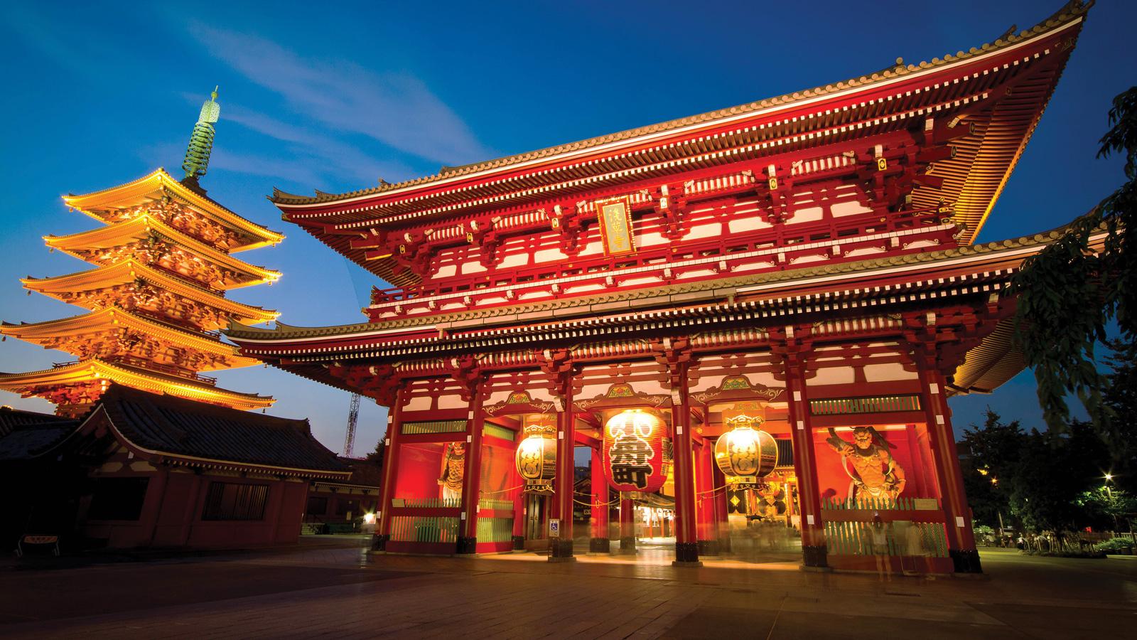 Tempel Japan Reisen für junge Leute traveljunkies