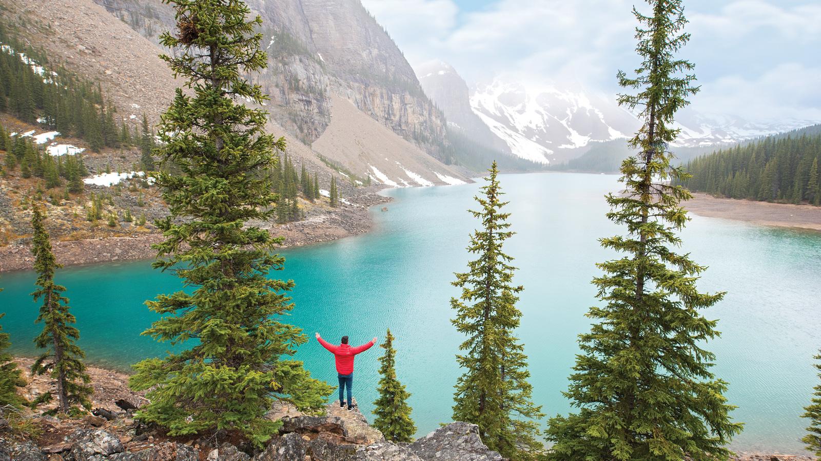 USA & Kanada grandiose Abenteuerreise Gruppenreise für junge Leute traveljunkies
