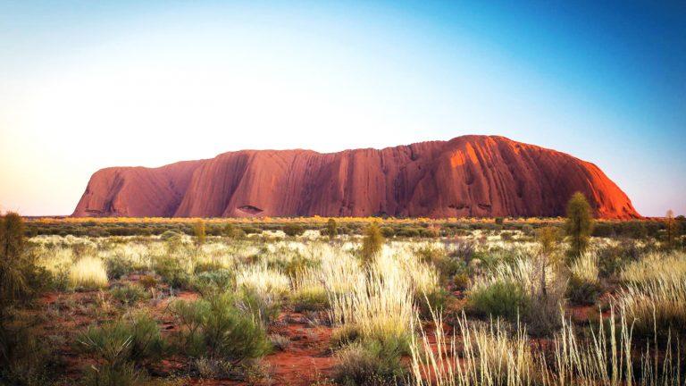 Uluru Ayers Rock Australien Reisen für junge Leute traveljunkies