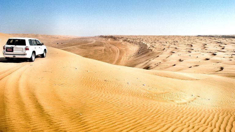 Wüste Oman Mietwagenrundreise Selbstfahrertour individuell