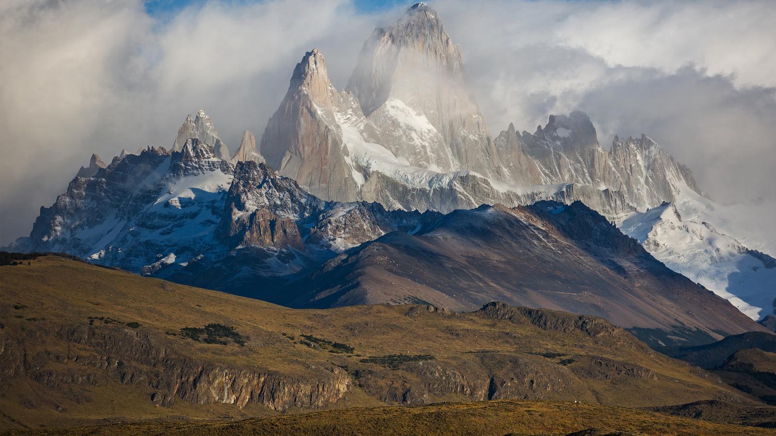 Wandern in Patagonien Chile aktive Gruppenreise traveljunkies