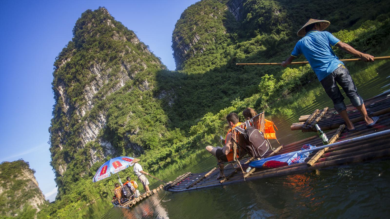 Yangshuo China Gruppenreise für junge Erwachsene traveljunkies