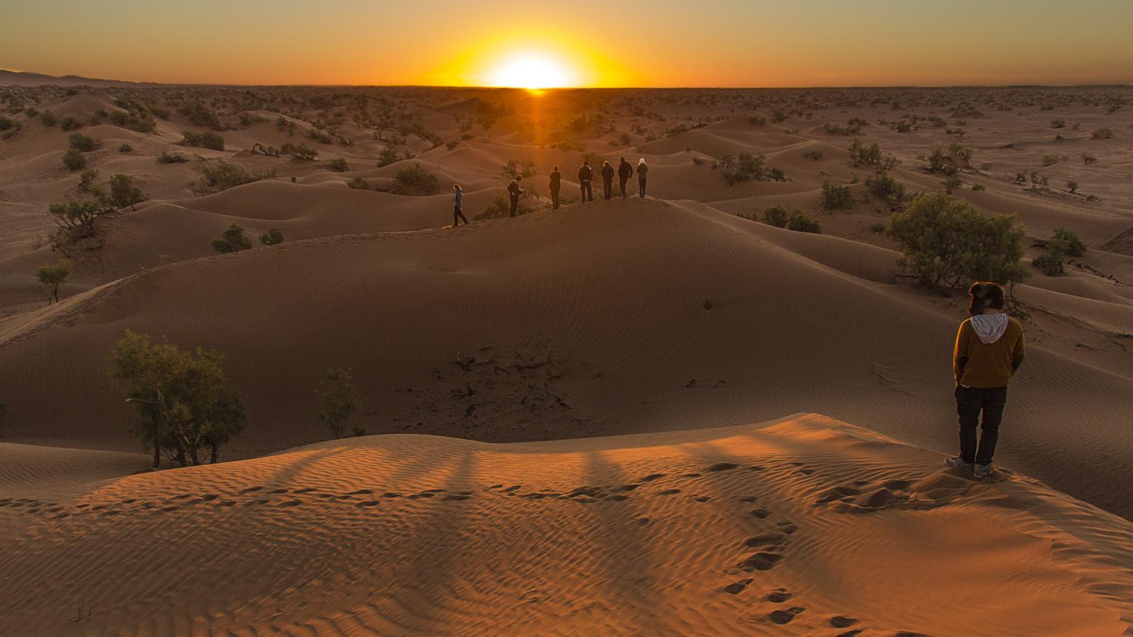 Yoga & Surf Abenteuer in Marokko Gruppenreise für junge Leute traveljunkies