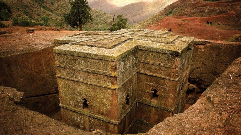 traveljunkies Äthiopien Kloster National Geographic Gruppenreise Abenteuerreise Rundreise