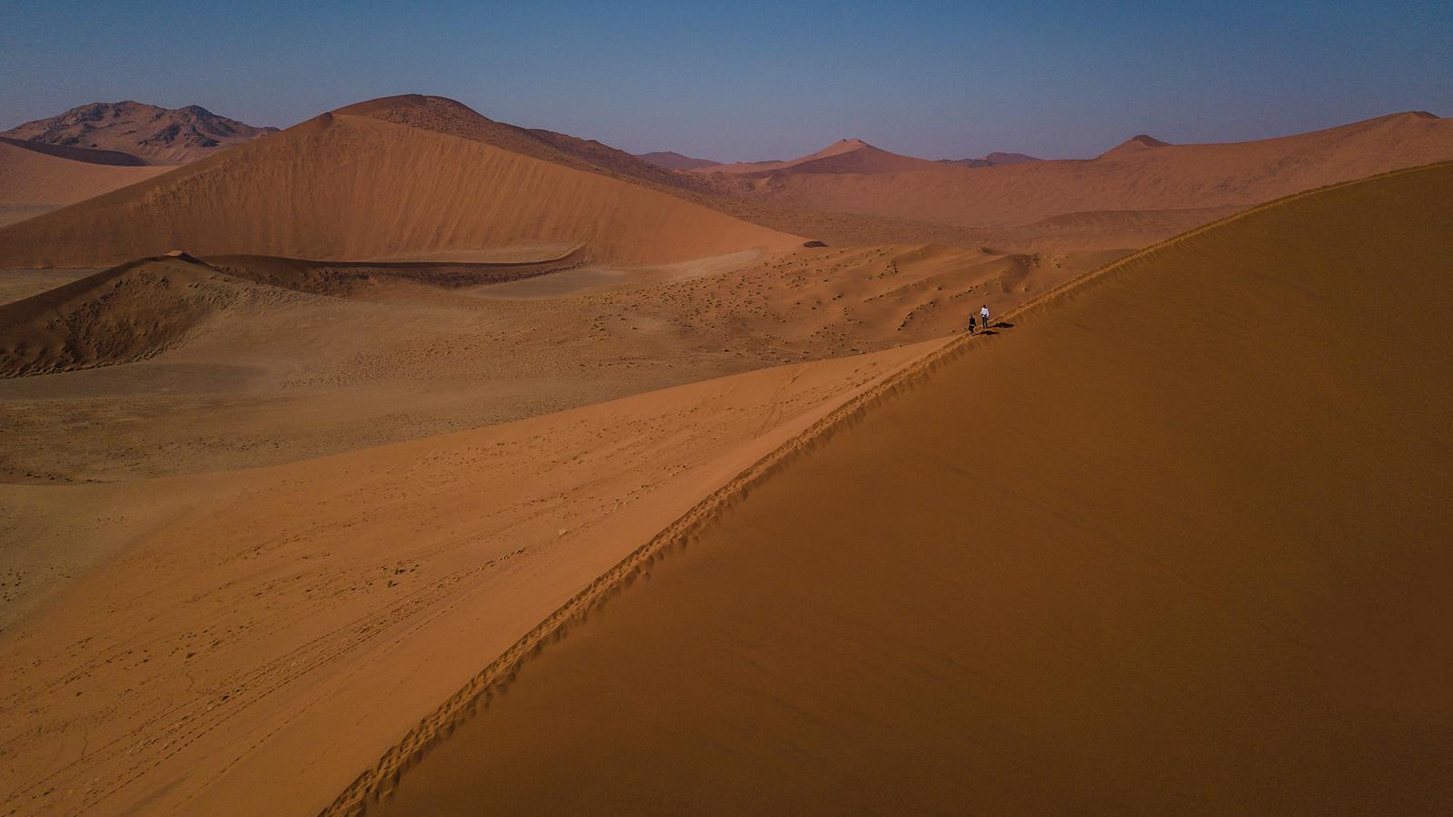 traveljunkies Reisen für junge Leute Südafrika Namibia Dünen Namib Wüste Gruppenreise Abenteuerreise Erlebnisreise Afrika
